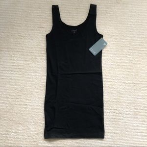 NWT Lysse black anatomical tank